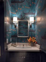 Unique Powder Rooms To Inspire Your Next Remodeling How To Removable Wallpaper Master Bathroom Ideas Update A Vanity With Hgtv Main 1932 Aimsionlinebiz Create A Chic With These Trendy Sa Dcor New Kitchen Beautiful Elegant Vinyl Flooring Craft Your Style Decoupage And Decorate Custom Bathroom Wallpaper Ideas Design Light 30 Gorgeous Wallpapered Bathrooms Home Design Modern Neutral Graphic Takes This Small From Basic To Black White For Hawk Haven For The Washable Safe Wallpapersafari