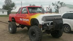 The Wet Dream Mud Racer. On Youtube : Trucks