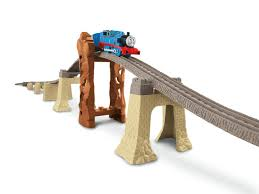 Thomas The Train Tidmouth Shed Trackmaster by Thomas And Friends Trackmaster Deluxe Expansion Elevation Track