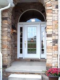 Entry Door With Glass Glass Entry Doors St With Sidelights