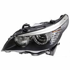 08 bmw 5 series headlight ebay