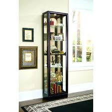 wall mounted curio cabinet curio cabinets cheap wall mounted curio