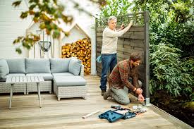 sichtschutz ideen für die terrasse inspiration obi