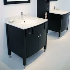 Glacier Bay Drifton Bath Vanity by Simple Vanity For Guest Bathroom Love The Open Shelf Look Home