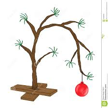 Charlie Brown Christmas Tree Home Depot by Charlie Brown Christmas Tree Clipart Clipartxtras