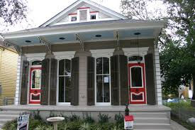 Old World Look for Old Town Homes in New Orleans Louisiana The