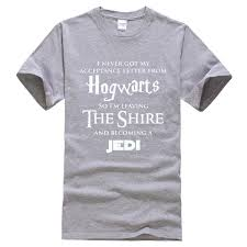Detail Feedback Questions About T Shirt Summer Printed Hogwarts