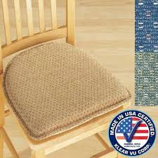 2 in thick gripper chair pads