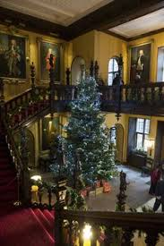 The Christmas Tree At Blickling Estate Norfolk