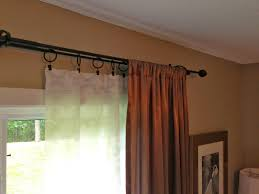Pottery Barn Curtains Sheers by Our Hobby House Small Curtain Up Date