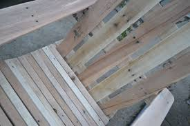 Pallet Adirondack Chair Plans by Pallet Adirondack Our Waldo Bungie