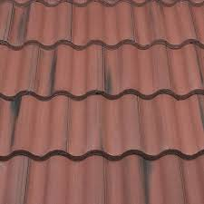house with terracotta roof tiles u2014 stock photo