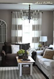Ordered A Chocolate Brown Sectional And Now I Am Trying To Get Some Paint Color Ideas Cute CurtainsCurtains For Grey WallsGray Living Room