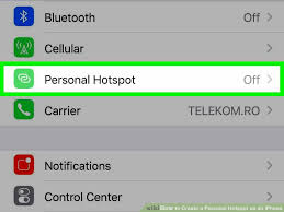 How to Create a Personal Hotspot on an iPhone 12 Steps