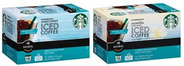 Starbucks Iced K Cups