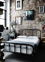 10 Vintage Homes That Will Make You Want To Be A Time Traveler Industrial Bedroom FurnitureVintage