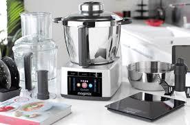 de cuisine qui cuit les aliments présentation du nouveau cuiseur magimix cook expert darty