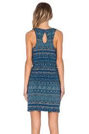 patagonia west ashley dress in blue lyst