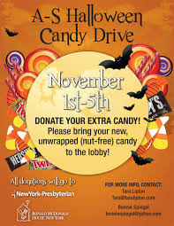 Leftover Halloween Candy Donation Canada by Where To Donate Halloween Candy
