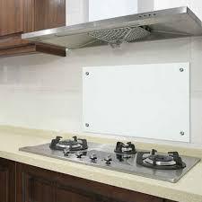 neu haus küchenrückwand 1 tlg mora glas herdspritzschutz in verschiedenen größen und farben