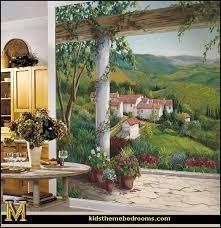Italian Villa Wallpaper Murals