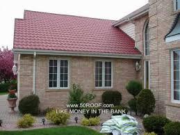 metal roof s tile tile kynar energy installation