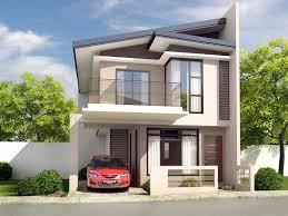 100 2 Storey House With Rooftop Design Modern Firewall Roof Modern Modern
