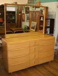 heywood wakefield dresser desk retro fabulous decor