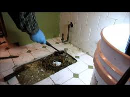 toilet replacement from hell part 2 toilet repair