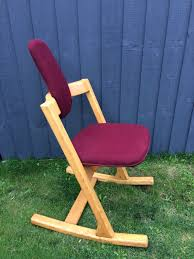 Peter Opsvik- Vintage Pendulum -rocking Chair In NR28 ... Kroken Leather Armchair With Ftstool By Ake Fribytter For Nelo Mbel 1970s Midcentury Folding Rocking Chair 2019 Set Of Four Craft Revival Beech And Cherry 1903 2 50 M23352 Plywood Webbing Seat Back Hand Produced Laminated Oak Wishbone Rocking Chair Hans J Wegner A Model Ge673 The Keyhole Foldable For Sale At 1stdibs Fabric Vintage Vintage Lumbarest Gregg Fleishman Super Solid Wood Horse Danish 1960s Projects House Of Vintage Fniture