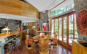 100 Frank Lloyd Wright Houses Interiors See Inside S Sol Friedman House Listed