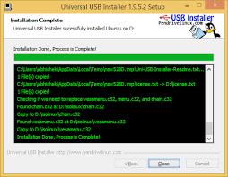 how to create ubuntu live usb in windows step by step
