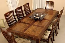 Messmate Extension Table 9 Piece Dining Setting