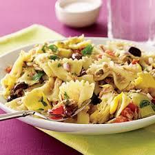 recette de pate au thon pâtes au thon et tomates séchées recettes de cuisine italienne