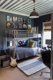 Vintage Boys Room Striped