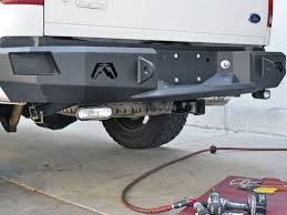 100 Truck Bumpers Aftermarket Ford F250 HeavyDuty From Fab Fours Tech And HowTo RV