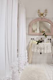 Simply Shabby Chic Curtains Pink by Best 25 Shabby Chic Bathrooms Ideas On Pinterest Shabby Chic