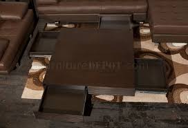Coffee Table by Beverly Hills Furniture in Wenge