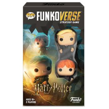 Funko Harry Potter Funkoverse Strategy Game
