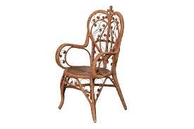 Heywood Wakefield Style Antique Wicker Armchair Woodys Antiques Specializing In Original Heywood Wakefield Details About Heywood Wakefield Solid Maple Colonial Style Ding Side Chair 42111 W Cinn Antique Rattan Wicker Barbados Mahogany Rocking With And 50 Similar What Is Resin Allweather Fniture Childrens Rocker By 34 Vintage Chairs By Paine Rare Heywoodwakefield At 1stdibs Set Of Brace Back School American Craftsman Childs Slat Bamboo Pretzel Arm Califasia