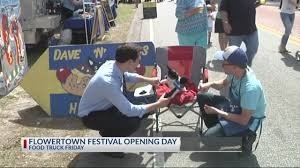 Summerville Flowertown Festival Begins Friday