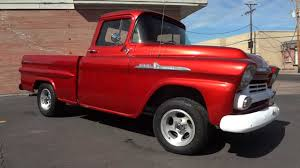 1958 Chevrolet Apache 1/2 Ton V8 Shortbed Fleetside Restored And For ... 1958 Chevrolet Apache Stepside Pickup 1959 Streetside Classics The Nations Trusted Cameo F1971 Houston 2015 For Sale Classiccarscom Cc888019 This Chevy Is Rusty On The Outside And Ultramodern 3100 Sale 101522 Mcg 3200 Truck With A Twinturbo Ls1 Engine Swap Depot Editorial Stock Image Of Near Woodland Hills California 91364 Chevrolet Pickup 243px 1 Customer Gallery 1955 To