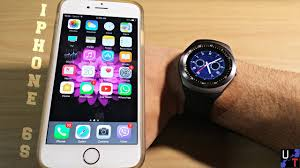 Does The Y1 Bluetooth Smartwatch Work With iPhone