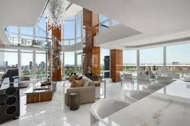 100 Upper East Side Penthouse A Manhattan With Central Park Views WSJ
