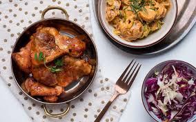 cuisiner haut de cuisse de poulet recette hauts de cuisses de poulet bbq missfresh
