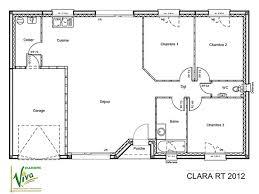 plan maison 90m2 plain pied 3 chambres plan maison plain pied 90m2 3 plein 1 systembase co
