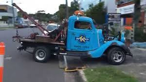 100 Rat Rod Tow Truck Hot From Hell YouTube