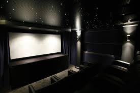 Fibre Optic Ceiling Lighting by I Will Build My A Cinema Crib Of Dreams Pinterest