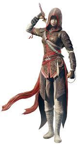 Female Assassin Png Beautiful Shao Jun Assassins Creed