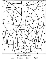 Coloring Sheets For Kindergarten Pages New